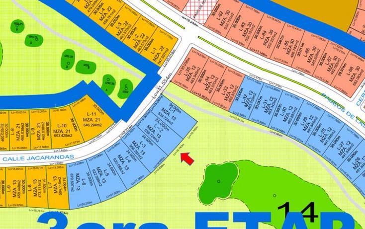 Foto de terreno habitacional en venta en, paraíso country club, emiliano zapata, morelos, 1678388 no 02