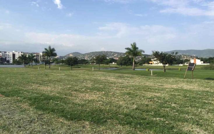Foto de terreno habitacional en venta en  , paraíso country club, emiliano zapata, morelos, 1767760 No. 02