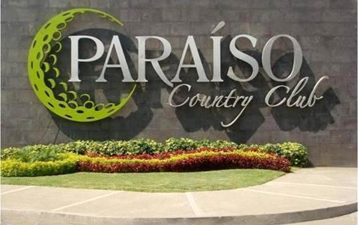 Foto de terreno habitacional en venta en  , paraíso country club, emiliano zapata, morelos, 1941559 No. 01