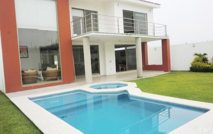 Foto de casa en venta en  , paraíso country club, emiliano zapata, morelos, 389167 No. 02
