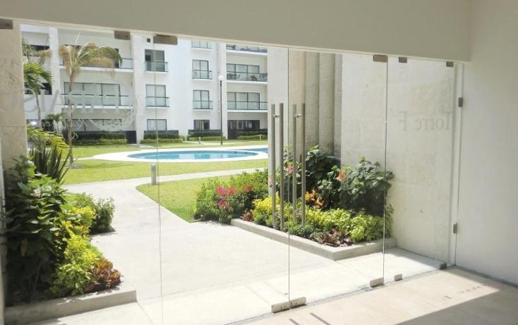 Foto de departamento en venta en  , paraíso country club, emiliano zapata, morelos, 390643 No. 28