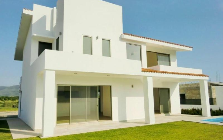Foto de casa en venta en  , para?so country club, emiliano zapata, morelos, 390889 No. 02