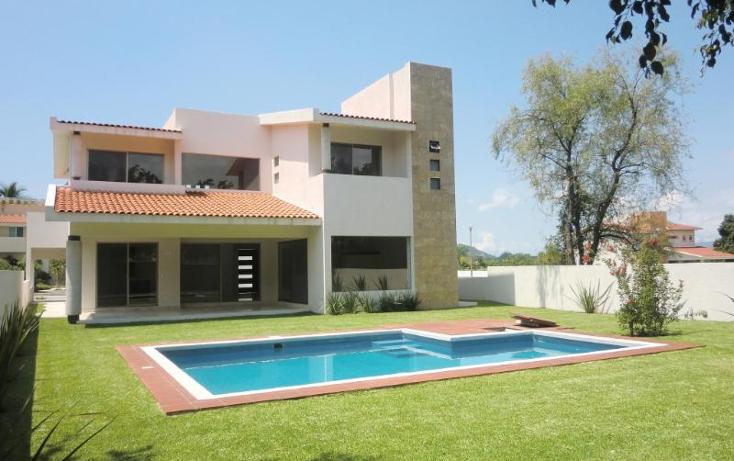 Foto de casa en venta en  , para?so country club, emiliano zapata, morelos, 399207 No. 02