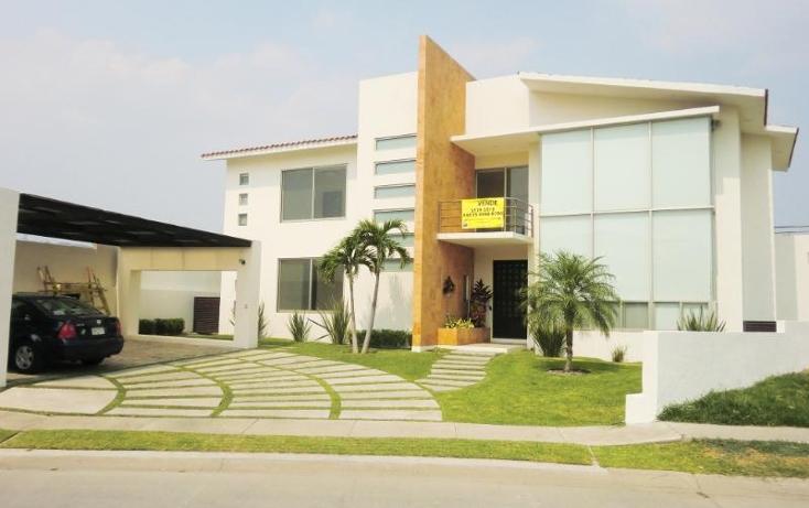 Foto de casa en renta en  , para?so country club, emiliano zapata, morelos, 404038 No. 01