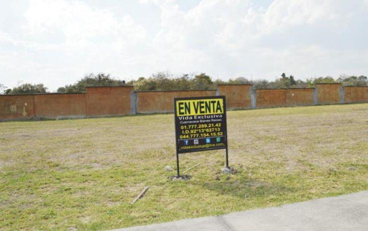 Foto de terreno habitacional en venta en paraiso country club, paraíso country club, emiliano zapata, morelos, 1740248 no 01