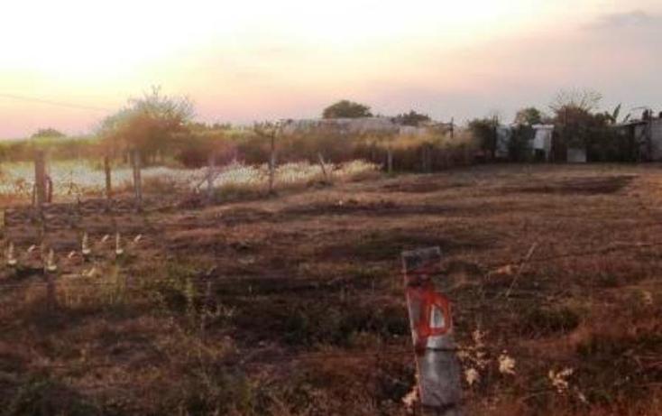 Foto de terreno habitacional en venta en  , paraíso, cuautla, morelos, 1574502 No. 01