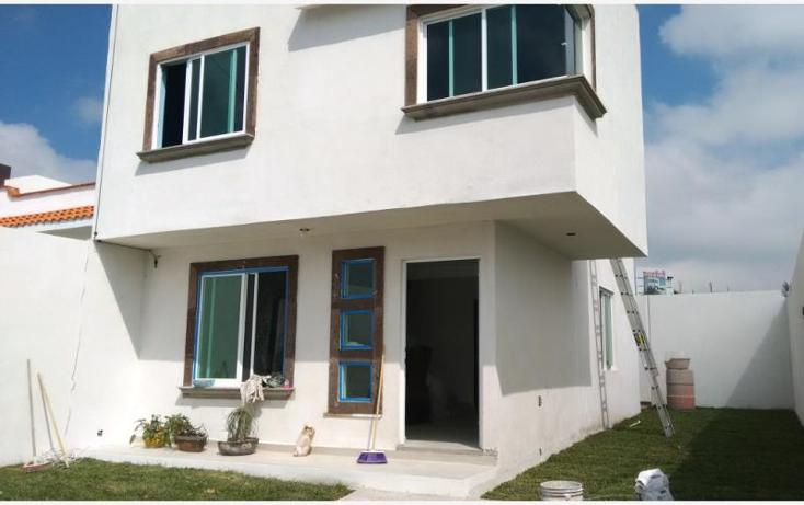 Foto de casa en venta en  , para?so, cuautla, morelos, 1576424 No. 01