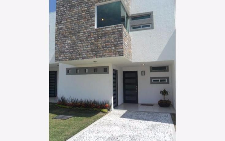 Foto de casa en venta en  , paraíso, cuautla, morelos, 942387 No. 01