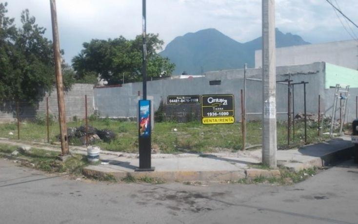 Foto de terreno comercial en venta en, paraíso, guadalupe, nuevo león, 1642486 no 02