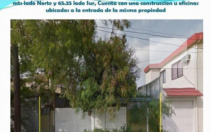Foto de terreno habitacional en venta en  , paraíso, guadalupe, nuevo león, 1876082 No. 04