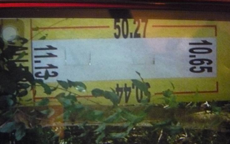 Foto de terreno habitacional en venta en  , paraíso las margaritas, mérida, yucatán, 1599012 No. 01