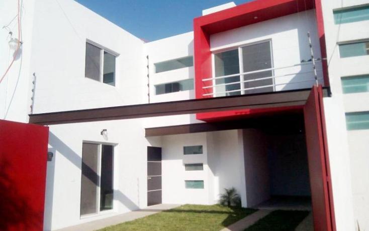 Foto de casa en venta en paraiso montessori 28, paraíso montessori, cuernavaca, morelos, 817277 no 01