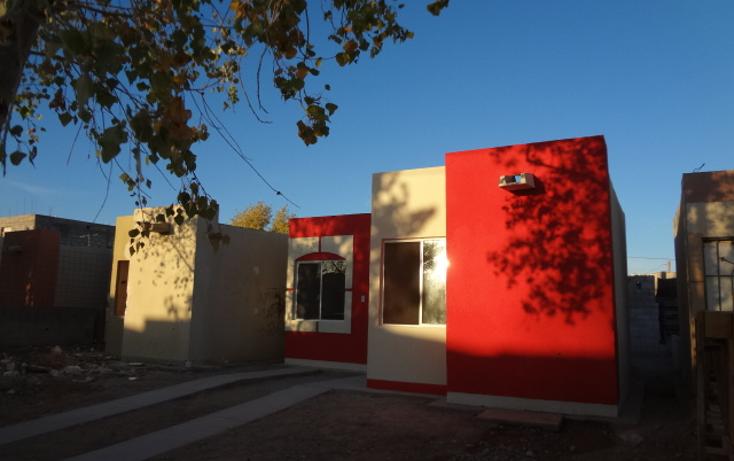 Foto de casa en venta en  , paraje de oriente, juárez, chihuahua, 1234309 No. 02