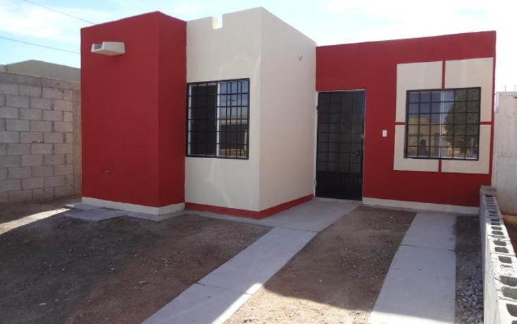 Foto de casa en venta en  , paraje de oriente, juárez, chihuahua, 1540675 No. 02