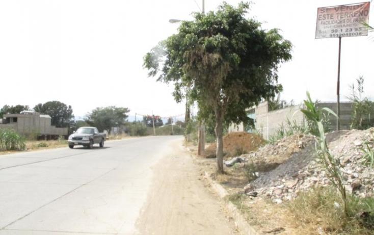 Foto de terreno habitacional en venta en paraje detras del puente, centro comercial plaza del valle, oaxaca de juárez, oaxaca, 469857 no 03