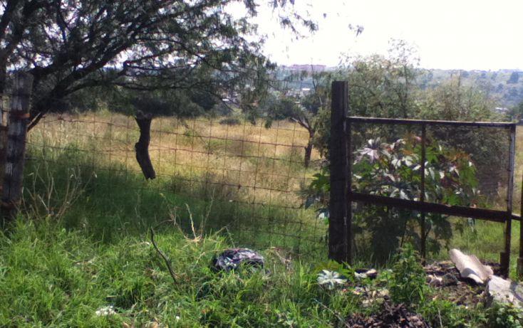 Foto de terreno habitacional en venta en paraje la joya sn, la joya, toluca, estado de méxico, 1717924 no 01