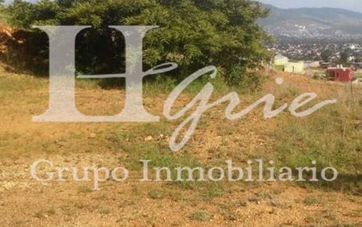 Foto de terreno habitacional en venta en paraje la ladera de loma larga , san felipe del agua 1, oaxaca de juárez, oaxaca, 1009259 No. 01