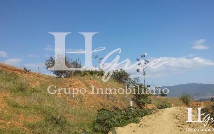 Foto de terreno habitacional en venta en paraje la ladera de loma larga , san felipe del agua 1, oaxaca de juárez, oaxaca, 1009259 No. 08