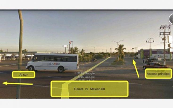 Foto de terreno comercial en venta en parcela 100, el castillo, mazatlán, sinaloa, 1341755 no 02