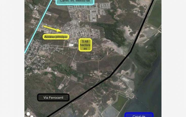 Foto de terreno comercial en venta en parcela 100, el castillo, mazatlán, sinaloa, 1341755 no 04