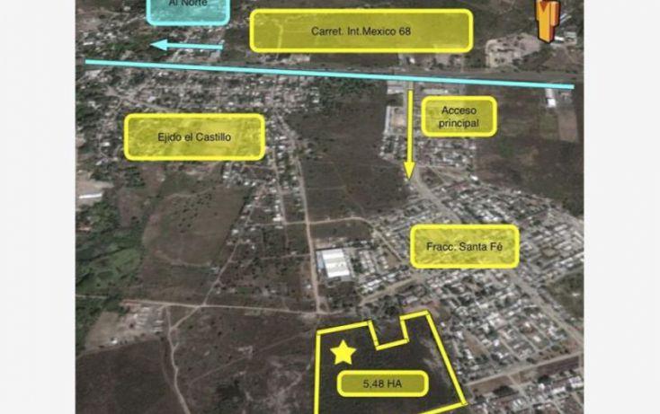 Foto de terreno comercial en venta en parcela 100, el castillo, mazatlán, sinaloa, 1341755 no 05