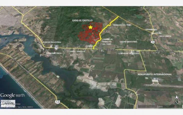 Foto de terreno industrial en venta en parcela 141 141, el castillo, mazatlán, sinaloa, 1763612 no 04