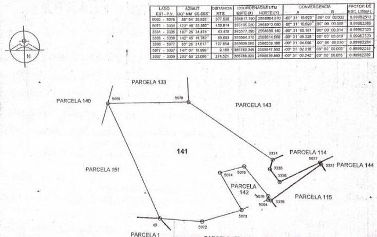 Foto de terreno industrial en venta en parcela 141 141, el castillo, mazatlán, sinaloa, 1763612 no 05