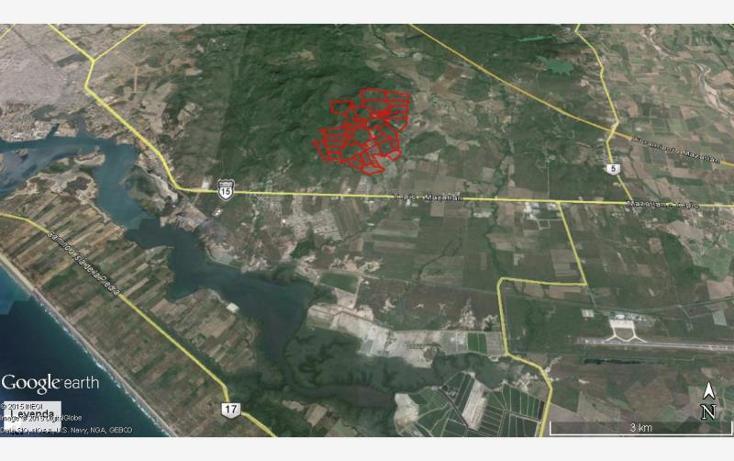 Foto de terreno industrial en venta en  parcela 144, el castillo, mazatlán, sinaloa, 1493203 No. 02