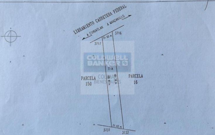 Foto de terreno habitacional en venta en parcela 147, nuevo miramar, manzanillo, colima, 1652945 no 07