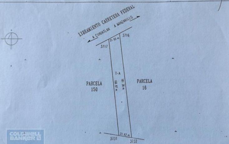 Foto de terreno habitacional en venta en parcela 147, nuevo miramar, manzanillo, colima, 1652945 no 08