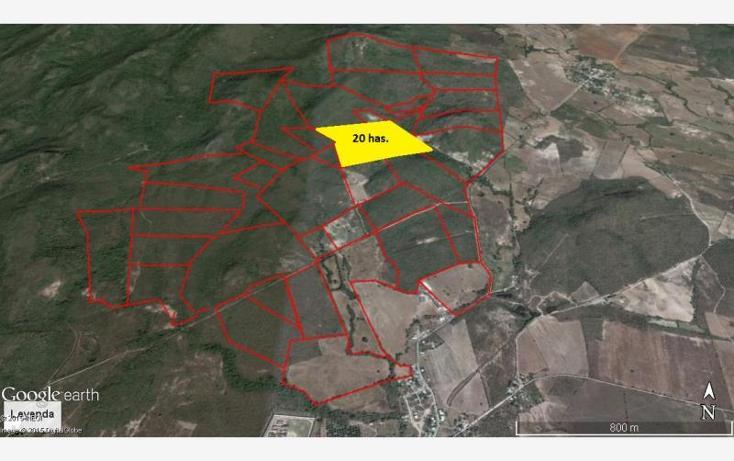 Foto de terreno industrial en venta en camino al habalito parcela 152, el castillo, mazatlán, sinaloa, 2677680 No. 01