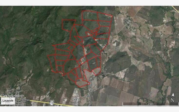 Foto de terreno industrial en venta en  parcela 179, el castillo, mazatlán, sinaloa, 1493329 No. 03