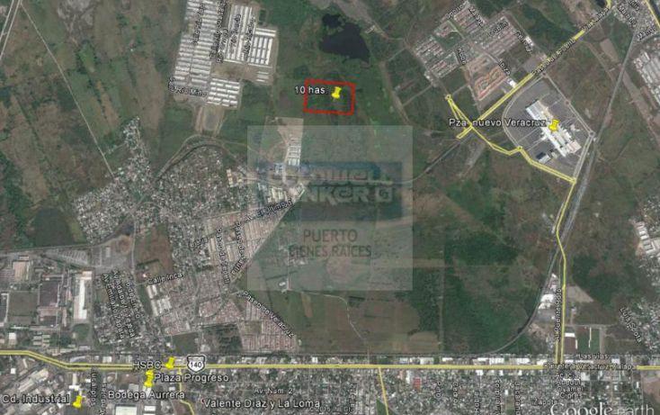 Foto de terreno habitacional en venta en parcela 26 26, valente diaz, veracruz, veracruz, 1833158 no 01
