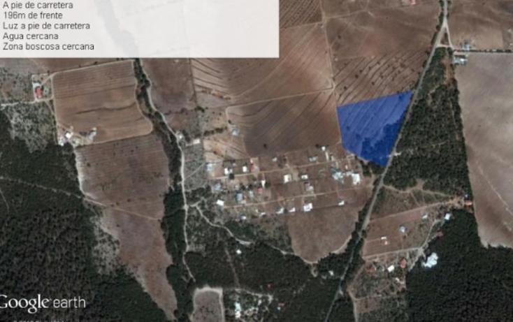 Foto de terreno comercial en venta en carretera el tunal - los cerritos parcela 26 z-1, el tunal, arteaga, coahuila de zaragoza, 2661016 No. 10