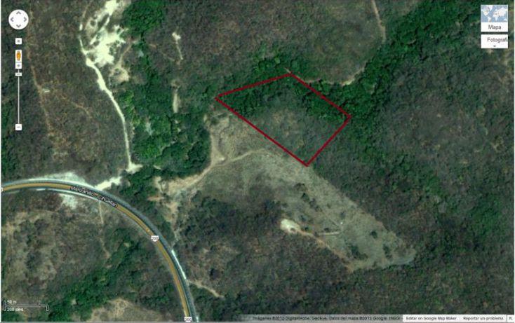 Foto de terreno habitacional en venta en parcela 29, ejido de miramar fraccion 2 29, ejidal miramar, manzanillo, colima, 1651905 no 01