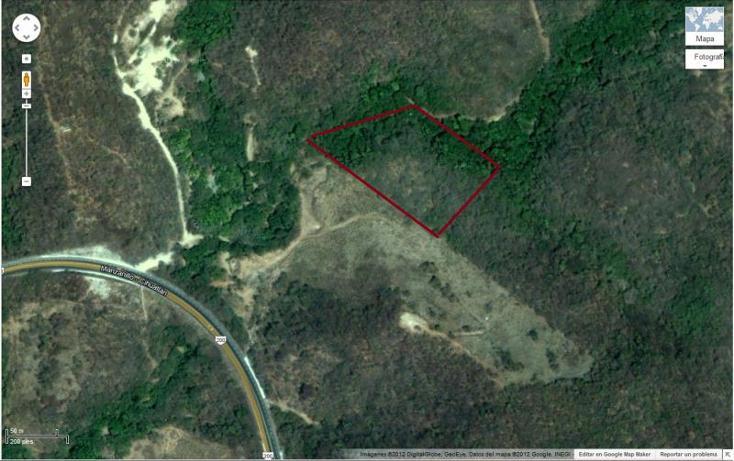 Foto de terreno habitacional en venta en parcela 29, ejido de miramar fraccion 2 29, ejidal miramar, manzanillo, colima, 1651905 No. 01