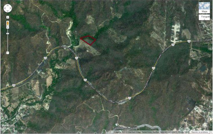 Foto de terreno habitacional en venta en parcela 29, ejido de miramar fraccion 2 29, ejidal miramar, manzanillo, colima, 1651905 no 02