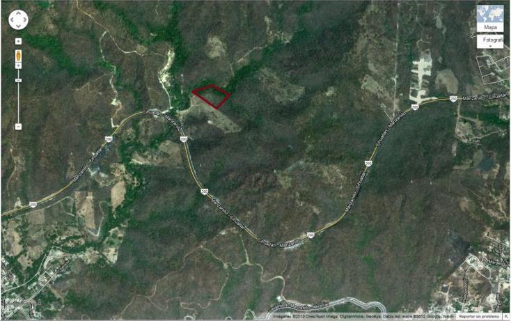 Foto de terreno habitacional en venta en parcela 29, ejido de miramar fraccion 2 29, ejidal miramar, manzanillo, colima, 1651905 No. 02