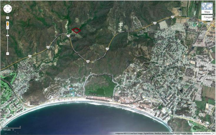 Foto de terreno habitacional en venta en parcela 29, ejido de miramar fraccion 2 29, ejidal miramar, manzanillo, colima, 1651905 no 03