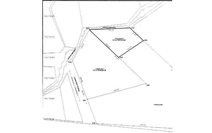 Foto de terreno habitacional en venta en parcela 29, ejido de miramar fraccion 2 29, ejidal miramar, manzanillo, colima, 1651905 No. 04