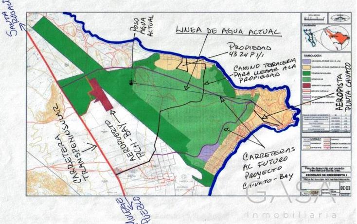 Foto de terreno comercial en venta en parcela 43 ejido san bruno 0, san bruno, mulegé, baja california sur, 1308875 No. 06