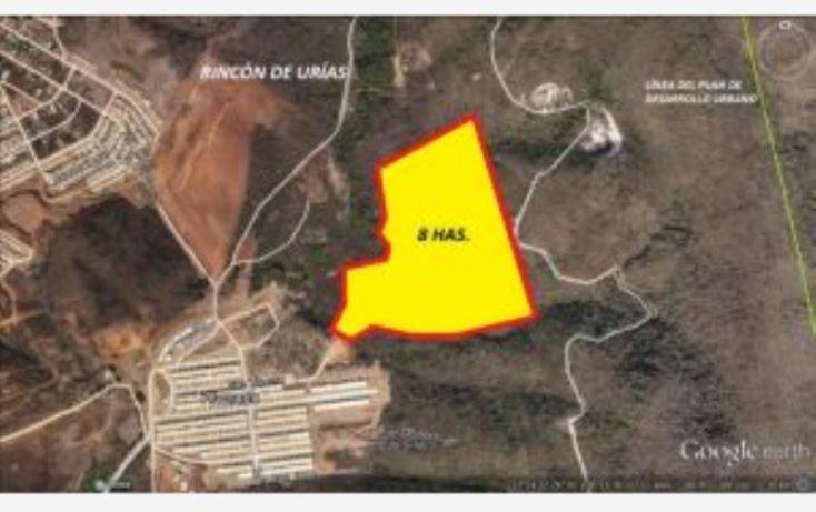 Foto de terreno comercial en venta en parcela 73, ejido rincón de urías, mazatlán, sinaloa, 1002009 no 01