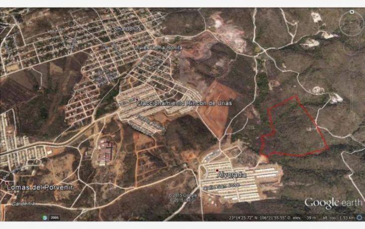 Foto de terreno comercial en venta en parcela 73, ejido rincón de urías, mazatlán, sinaloa, 1002009 no 02