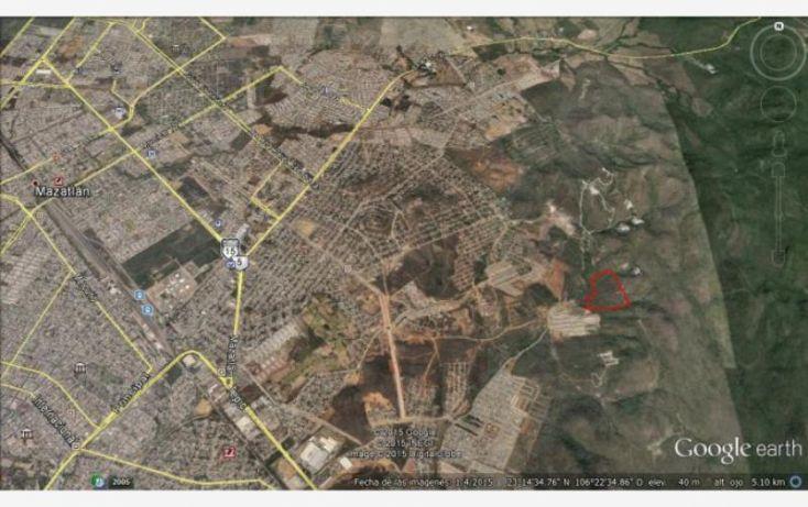Foto de terreno comercial en venta en parcela 73, ejido rincón de urías, mazatlán, sinaloa, 1002009 no 03