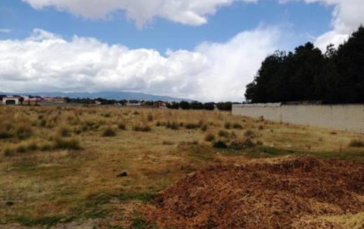 Foto de terreno habitacional en venta en parcela 793, cultural, toluca, estado de méxico, 879223 no 02