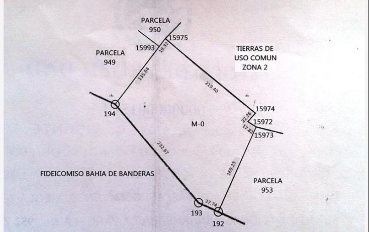 Foto de terreno habitacional en venta en parcela 952, cruz de huanacaxtle, bahía de banderas, nayarit, 562614 no 03