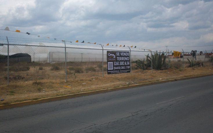 Foto de terreno habitacional en venta en parcela, san antonio el desmonte, pachuca de soto, hidalgo, 1713422 no 02