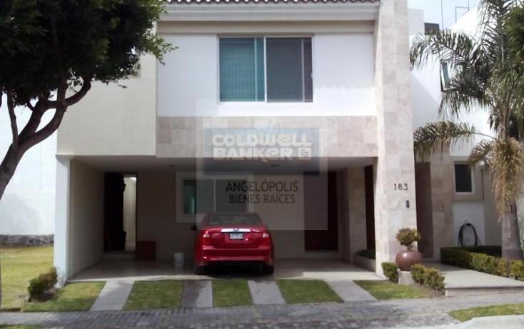 Foto de casa en venta en  , lomas de angelópolis closster 888, san andrés cholula, puebla, 1570083 No. 01