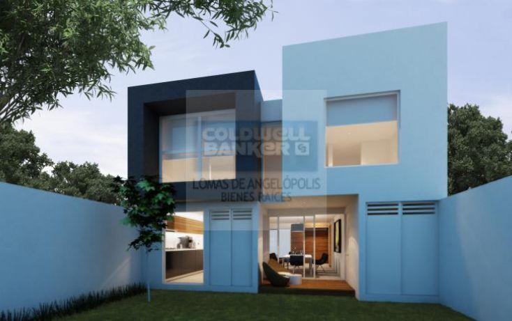 Foto de casa en condominio en venta en parque baja california, santa clara ocoyucan, ocoyucan, puebla, 1519523 no 02