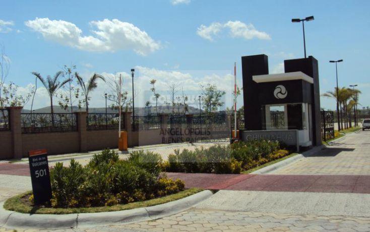 Foto de terreno habitacional en venta en parque chihuahua, privada paquime 10, lomas de angelópolis ii, san andrés cholula, puebla, 1029071 no 02